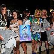 NLD/Amsterdam/20100521 - Uitreiking Dutch Model Awards 2010, groepsfoto, prijswinnaars