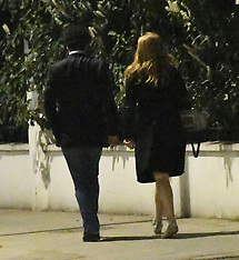 Princess Beatrice on a dinner date - 21 April 2018