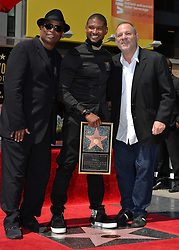 Harvey Weinstein attends the ceremony honoring singer Usher with a star on the Hollywood Walk of Fame in Los Angeles, California on September 7, 2016. Photo by Lionel Hahn/AbacaUsa.com    561954_049 Los Angeles