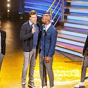 NLD/Aalsmeer/20150509 - Opname Nederland Muziekland, Romeo en Nick Nielsen