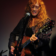Singer Patty Larkin performs live at The Loft in Portsmouth, NH