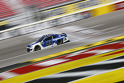March 2, 2018 - Las Vegas, Nevada, United States of America - March 02, 2018 - Las Vegas, Nevada, USA: Alex Bowman (88) takes to the track to practice for the Pennzoil 400 at Las Vegas Motor Speedway in Las Vegas, Nevada. (Credit Image: © Justin R. Noe Asp Inc/ASP via ZUMA Wire)