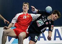 Alexey Peskov (RUS) gegen Preben Vildalen (NOR). © Manu Friederich/EQ Images