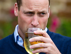 Prince William visits The Rose and Crown - 5 July 2020