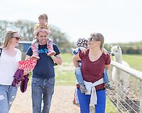 Family fun at Coleman's Farm