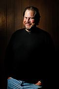 Salesforce CEO Marc Benioff stands for a portrait at the San Francisco Chronicle before an interview with The Chronicle editorial board, Friday, April 6, 2018, in San Francisco, Calif.