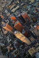 Downtown LA from High Above