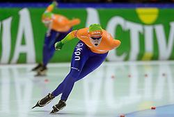 09-03-2013 SCHAATSEN: FINAL ISU WORLD CUP: HEERENVEEN<br /> NED, Speedskating Final World Cup Thialf Heerenveen / Lotte van Beek<br /> ©2013-FotoHoogendoorn.nl