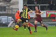 Burton Albion v Bradford City 060216