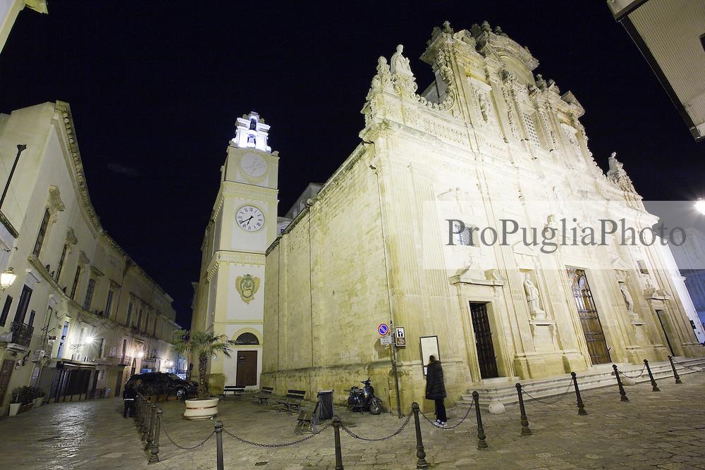 La Basilica Cattedrale di Sant'Agata di Gallipoli (LE)