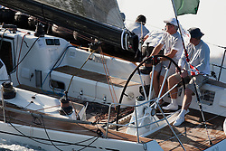 Rolex Swan Cup, Italy, Porto Cervo. 16th September 2010,  © Sander van der Borch