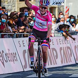 19-09-2020: Wielrennen: Giro Rosa: Motta Montecorvino