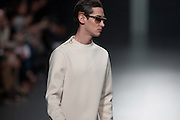 Martin Lamothe in Mercedes-Benz Fashion Week Madrid 2013
