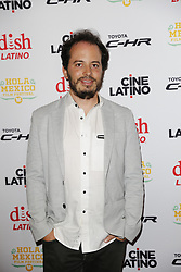 LOS ANGELES, CA - JUNE 7 Isaac Ezban attends the 9th Annual Hola Mexico Film Festival Opening Night at the Regal LA LIVE in downtown Los Angeles, on June 7, 2017 in Los Angeles, California. Byline, credit, TV usage, web usage or linkback must read SILVEXPHOTO.COM. Failure to byline correctly will incur double the agreed fee. Tel: +1 714 504 6870.