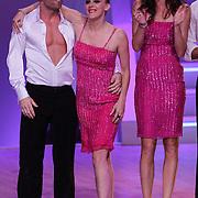 NLD/Hilversum/20120916 - 4de live uitzending AVRO Strictly Come Dancing 2012, Stacey Rookhuizen, Jeroen Struijlaart, Naomie van As