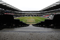 General view of Milton Keynes Dons' home ground, Stadium:mk..Football - npower Football League Division One - Milton Keynes Dons v Preston North End - Saturday 02nd March 2013 - Stadium:mk - Milton Keynes..© CameraSport - 43 Linden Ave. Countesthorpe. Leicester. England. LE8 5PG - Tel: +44 (0) 116 277 4147 - admin@camerasport.com - www.camerasport.com