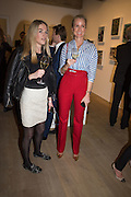 PENNY BEER; HOLLY DUNLOP, Henry Hudson: The Rise and Fall of Young Sen – The Contemporary Artist's Progress - private view. S2,  Sothebys 31 St George Street, London