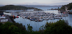 Clyde Cruising Club's Scottish Series 2019<br /> 24th-27th May, Tarbert, Loch Fyne, Scotland<br /> <br /> Day 1 - Tarbert Harbour<br /> <br /> Credit: Marc Turner / CCC