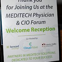 Customer Reception 2018 Cloudwave, Navin Haffty, Forward Advantage 10-16-18
