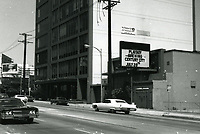 1973 Playboy Club on Sunset Blvd.