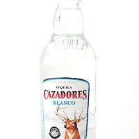 Cazadores blanco -- Image originally appeared in the Tequila Matchmaker: http://tequilamatchmaker.com