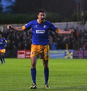 St. Albans v Mansfield Town 091113