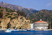 Avalon, Catalina Island, California, USA
