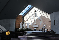 The Apparition chapel in Knock, Co Mayo, where Pope Francis will visit later this month.