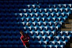 September 3, 2018 - Oslo, NORWAY - 180903 Markus Henriksen of Norway during a training session on September 3, 2018 in Oslo..Photo: Jon Olav Nesvold / BILDBYRÃ…N / kod JE / 160302 (Credit Image: © Jon Olav Nesvold/Bildbyran via ZUMA Press)