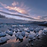 Jokulsarlon Glacier Lagoon 10-36 PM