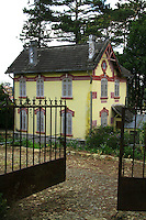 French Colonial Villas in Dalat - to make French colonists feel at home  the French colonial government rebuilt Vietnamese cities in European style. Dalat has many such French built villas, that were once summer homes to administrators to the colonial government of Vietnam.
