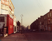 Old Dublin Amature Photos March 1984 WITH, Butchers shop, Parkgate st, Harrolds Cross, Terenure Alleyways, Reginald St, Long Mile Rd, Church,