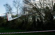 Bicester glider crash