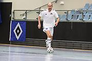 Futsal: 1. Bundesliga, HSV-Panthers - Stuttgart Futsal Club, Hamburg, 11.09.2021<br /> Michael Meyer (HSV Panthers)<br /> © Torsten Helmke