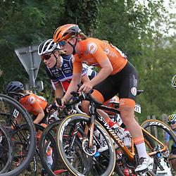 26-08-2020: Wielrennen: EK wielrennen: Plouay<br /> Lonneke Uneken (Netherlands / Boels - Dolmans Cycling Team)26-08-2020: Wielrennen: EK wielrennen: Plouay