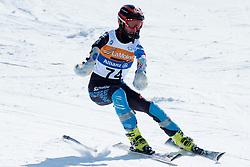 FRANCE Martin, SVK, Slalom, 2013 IPC Alpine Skiing World Championships, La Molina, Spain