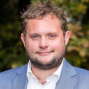 NLD/Hilversum/20161108 - Wie is de Mol 2017 perspresentatie, Wetenschapsjournalist Diederik Jekel
