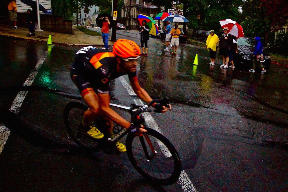 International bike race, Berks County, Pennsylvania