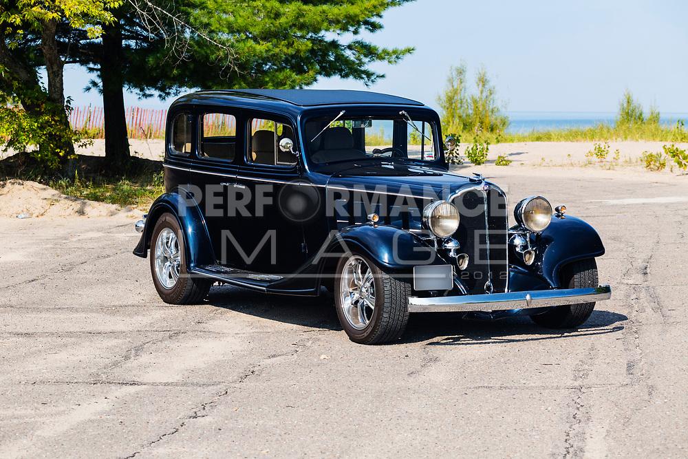 1933 Buick 50 Series
