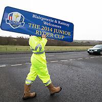 Junior Ryder Cup Signs