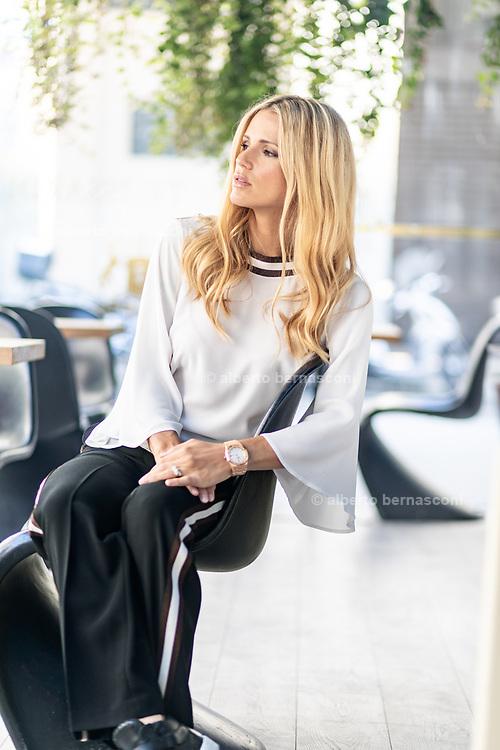 Milan , Michelle Hunziker