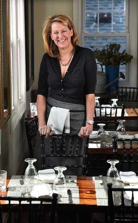 Mara Lavitt<br /> February 28, 2016<br /> For Connecticut Magazine<br /> The Mockingbird Kitchen & Bar, Bantam. Chef and owner Samantha Tilley of Harwinton.