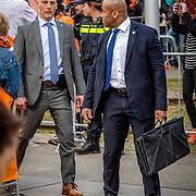 NLD/Tilburg/20170427- Koningsdag 2017, beveiliging