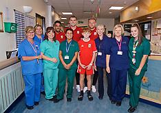 2019-09-03 Wales Team Visit Royal Glamorgan Hospital