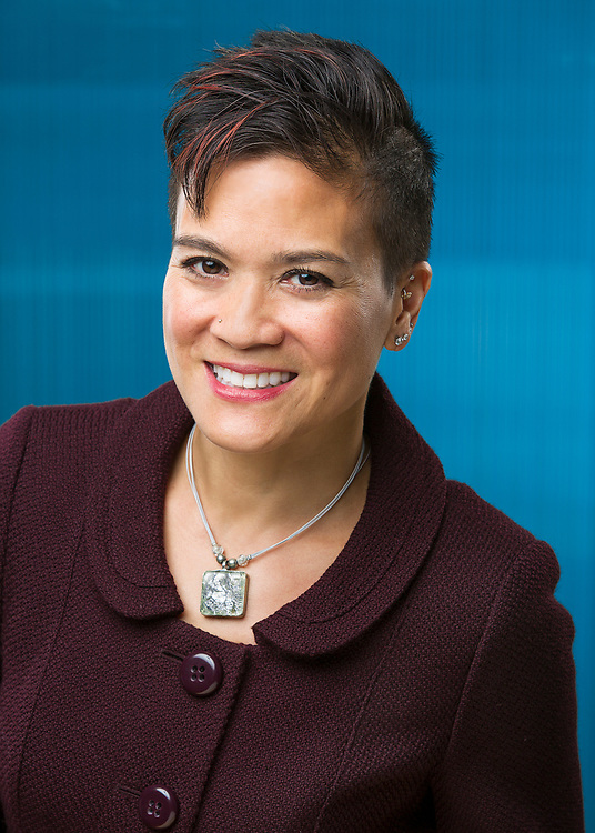 Executive portrait of Lisa Mansueto.
