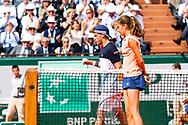Diego Schwartzman (arg) during the Roland Garros French Tennis Open 2018, day 11, on June 6, 2018, at the Roland Garros Stadium in Paris, France - Photo Pierre Charlier / ProSportsImages / DPPI
