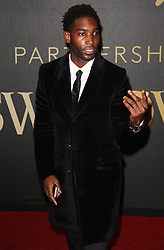 Tinie Tempah, The British Fashion Awards 2014, The London Coliseum, London UK, 01 December 2014, Photo By Brett D. Cove © Licensed to London News Pictures. 02/12/2014. Brett D Cove/PIQ/LNP