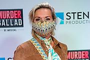 GOUD, 12-10-2020, Goudse Schouburg<br /> <br /> Premiere Off-Broadway musical Murder Ballad  in de Goudse Schouwburg in Gouda.<br /> <br /> Op de foto:  Mariska van Kolck