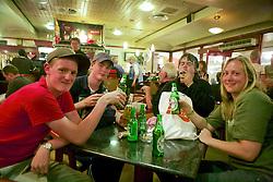 Zach, Ty, Wolfe & Louise