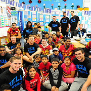 USC UCLA 186th Street School Visit